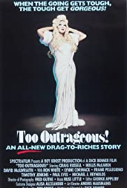 Too Outrageous! Poster