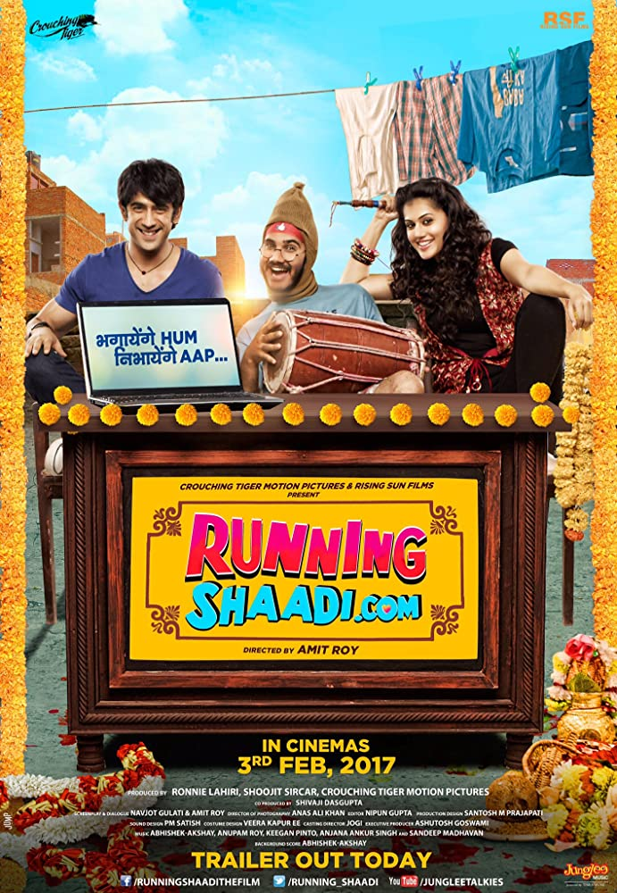 Watch Runningshaadi.com Online HD Full Movie Free
