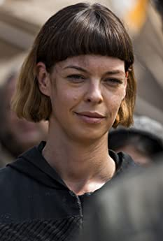 """Pollyanna McIntosh returns in the newest season of """"The Walking Dead"""" as Jadis, the leader of The Scavengers. """"No Small Parts"""" takes a look at some other eccentric, dangerous characters she's played throughout her film and TV career."""