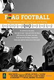 F(l)ag Football Poster