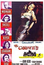 The Cobweb(1955) Poster - Movie Forum, Cast, Reviews