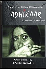 Adhikaar Poster