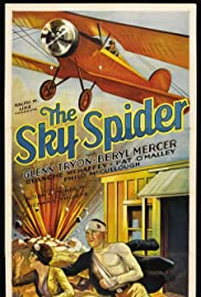 The Sky Spider Poster