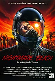 Nightmare Beach (1989) - Horror.