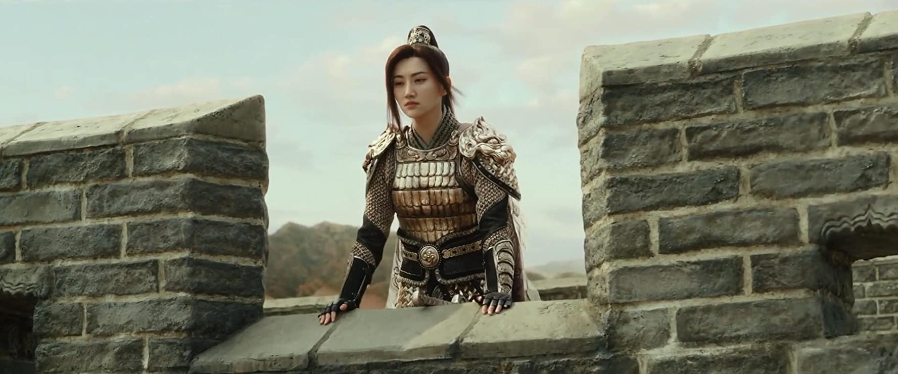Tian Jing in The Great Wall (2016)