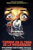Image of Terror en el tren de medianoche
