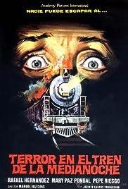 Terror en el tren de medianoche Poster