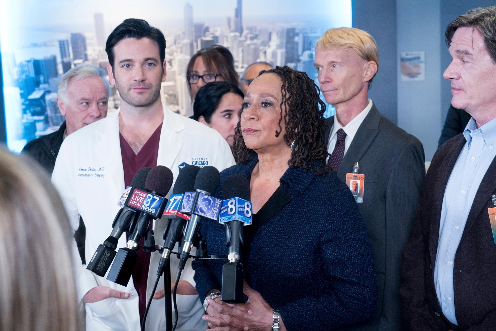Chicago Med: Speak Your Truth | Season 3 | Episode 1