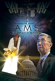 NASA Presents: AMS - The Fight for Flight Poster