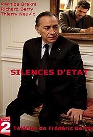 Silences d'État Poster