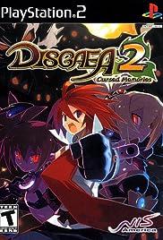 Disgaea 2: Cursed Memories Poster