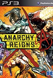 Anarchy Reigns Poster