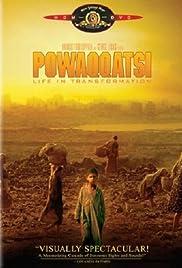 Powaqqatsi: Impact of Progress Poster