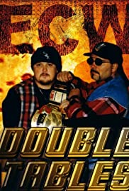ECW Double Tables Poster