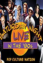 Primary image for Saturday Night Live in the '90s: Pop Culture Nation