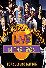 Saturday Night Live in the '90s: Pop Culture Nation Poster