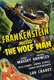 Frankenstein Meets the Wolf Man (1943) Poster - Movie Forum, Cast, Reviews