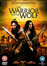 The Warrior and the Wolf poster