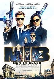 Men in Black: International (English)