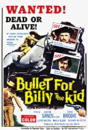 A Bullet for Billy the Kid Poster