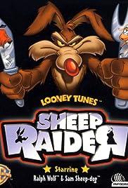Sheep Raider Poster