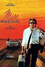 Miss Missouri Poster