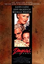 Primary image for Dangerous Liaisons