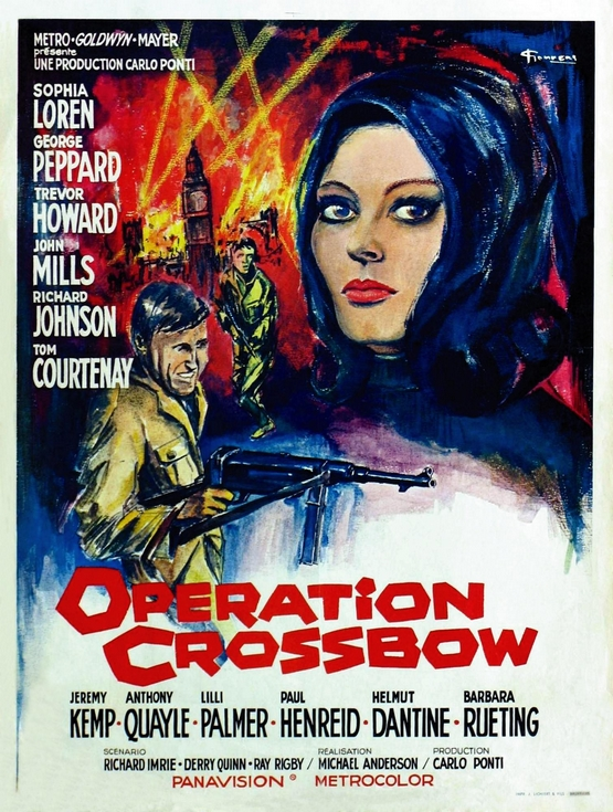 image Operation Crossbow Watch Full Movie Free Online