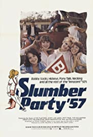 Slumber Party '57 (1976) Poster - Movie Forum, Cast, Reviews
