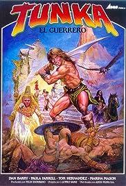 Tunka el guerrero Poster