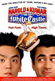 Harold and Kumar Go to White Castle (2004) BluRay UNRATED (Dual Audio Hindi English) 480p 350MB mkv