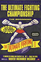 Image of UFC 1: The Beginning