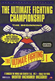 UFC 1: The Beginning (1993) Poster - TV Show Forum, Cast, Reviews