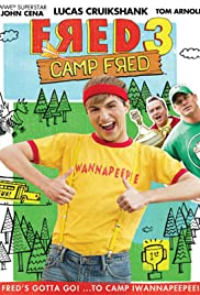 Fred 3: Camp Fred (2012) Poster - Movie Forum, Cast, Reviews