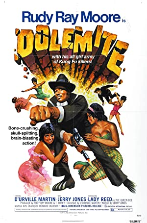 Dolemite poster