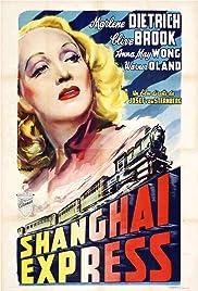 Shanghai Express(1932) Poster - Movie Forum, Cast, Reviews