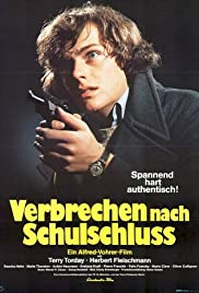 Verbrechen nach Schulschluß Poster