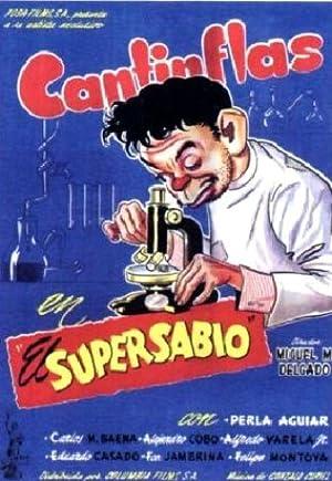 Cantinflas El Supersabio ()