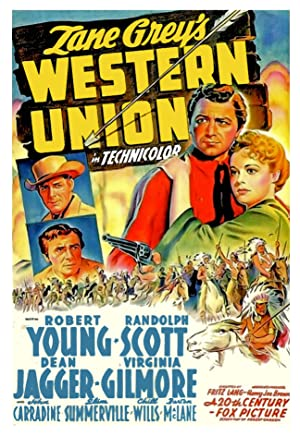 Permalink to Movie Western Union (1941)