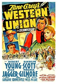 Western Union (1941) Poster - Movie Forum, Cast, Reviews