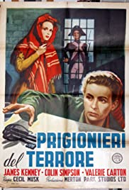 Trapped by the Terror Poster