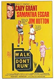 Walk Don't Run (1966) Poster - Movie Forum, Cast, Reviews