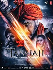 Tanhaji: The Unsung Warrior poster