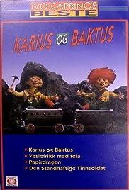 Karius og Baktus(1955) Poster - Movie Forum, Cast, Reviews