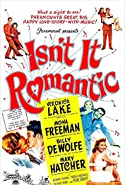 Isn't It Romantic? Poster