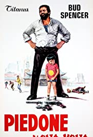 Flatfoot in Hong Kong (1975) Poster - Movie Forum, Cast, Reviews