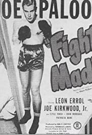 Joe Palooka in Fighting Mad Poster