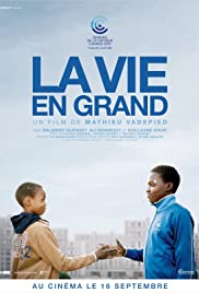 La vie en grand (2015) Poster - Movie Forum, Cast, Reviews