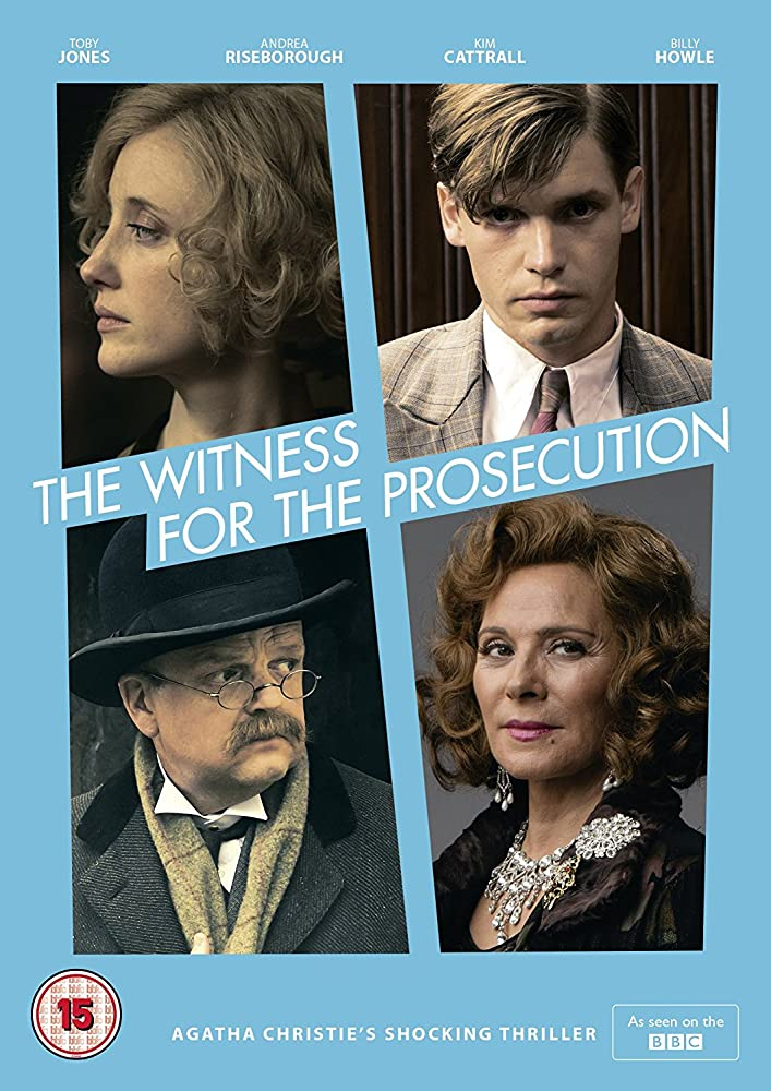 Assistir The Witness for the Prosecution Online Gratis