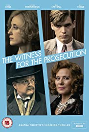 The Witness for the Prosecution Poster - TV Show Forum, Cast, Reviews